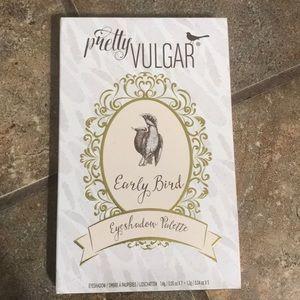 Pretty Vulgar early bird palette